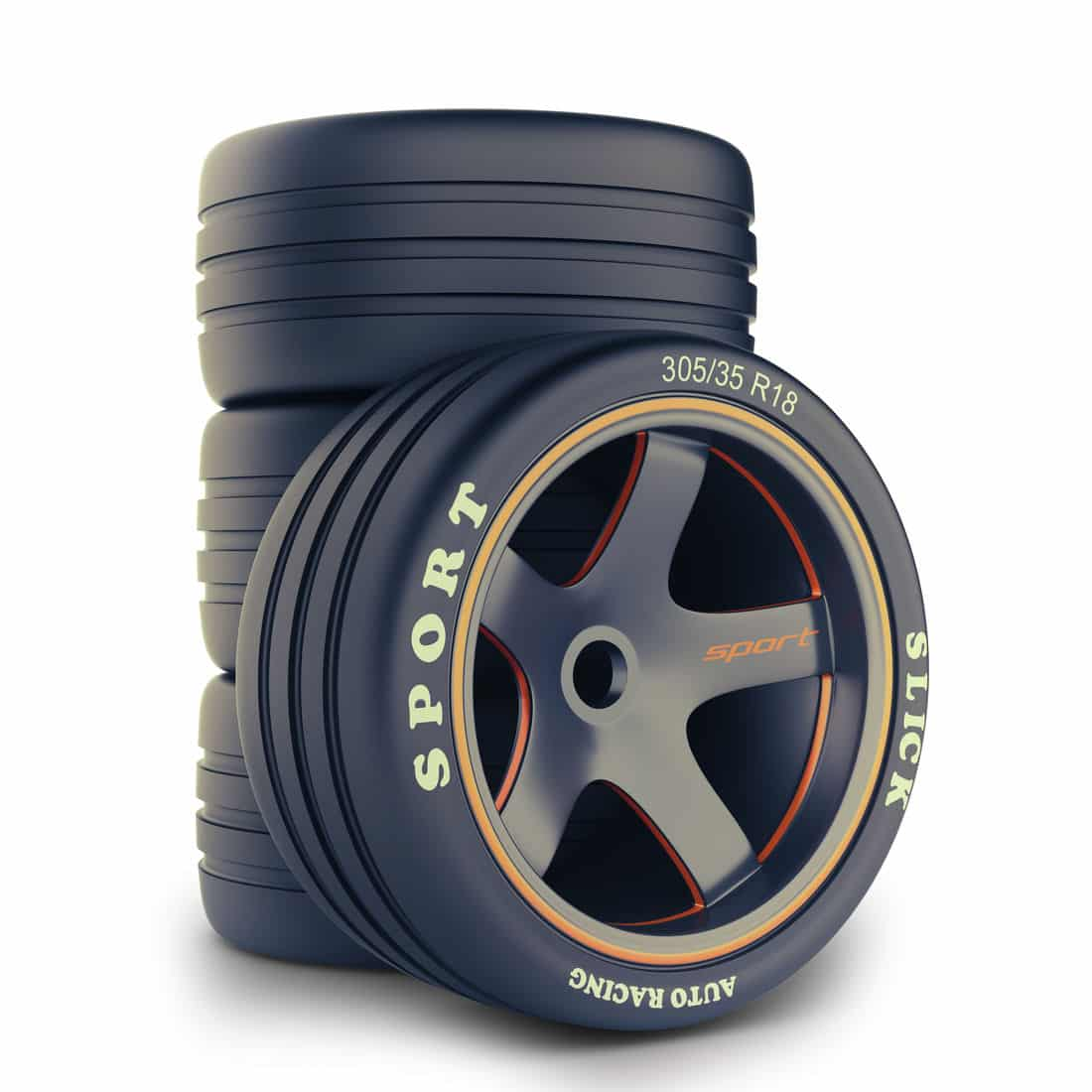 Dangers of  Racing Slicks For Everyday Use